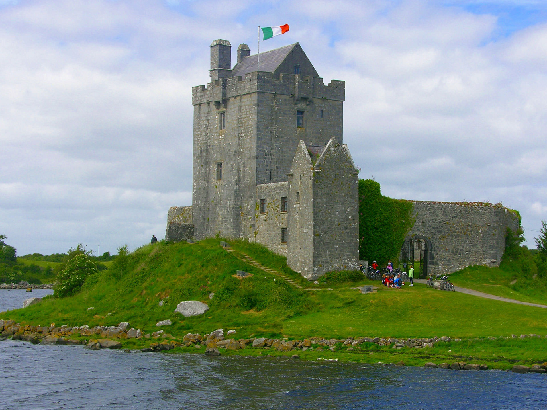 danguaire castle co galway
