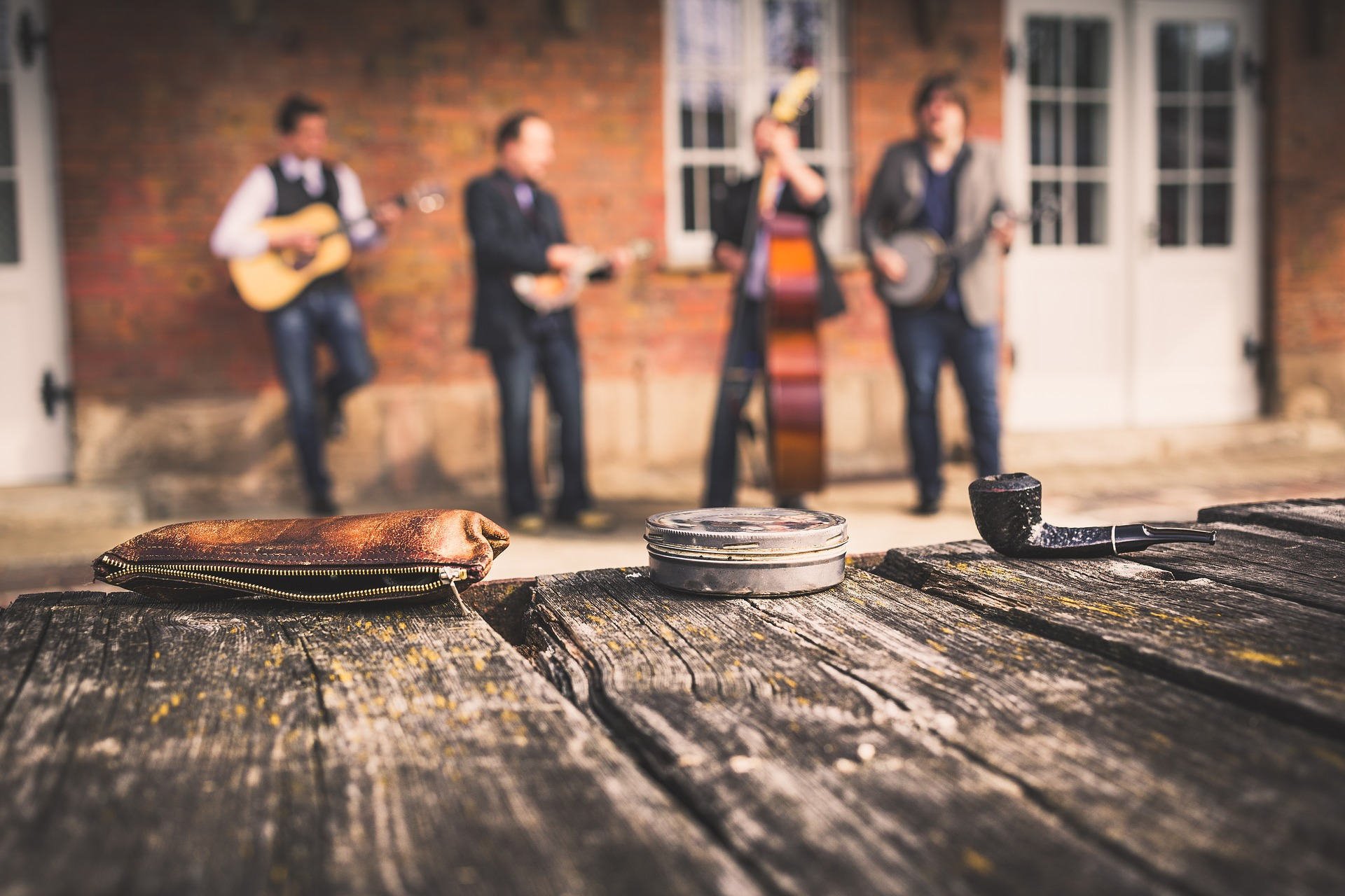 Bluegrass-Band