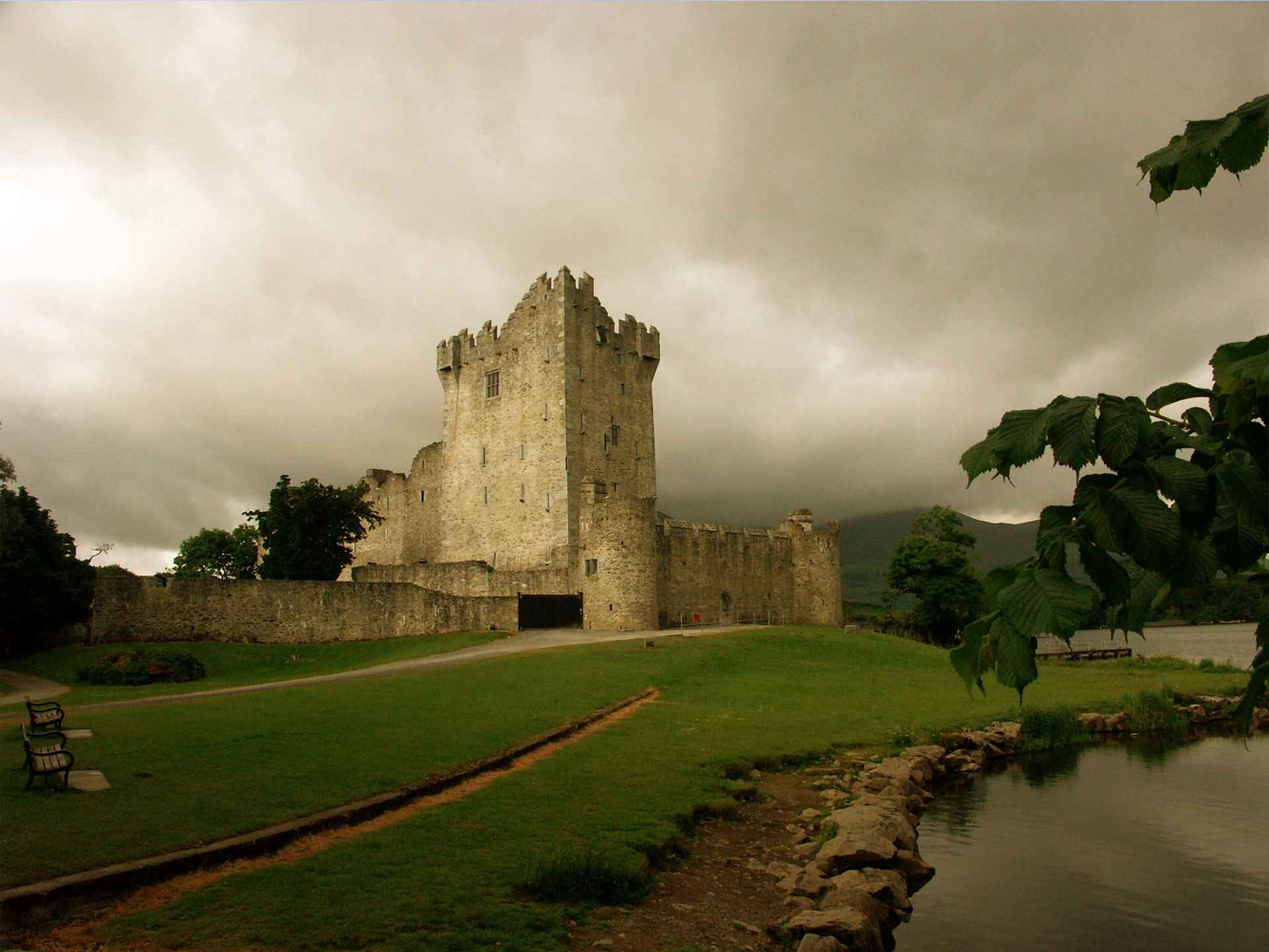ross castle co kerry